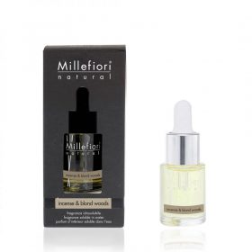 Millefiori Milano - Aróma olej NATURAL 15ml - Incense & Blond Wood