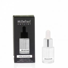Millefiori Milano - Aróma olej NATURAL 15ml - White Mint & Tonka