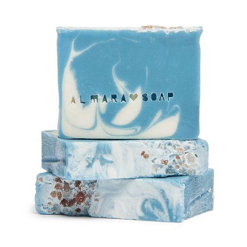 Almara Soap, Mydlo Cold Water, Dizajnové Mydlo Pre Neho 95g