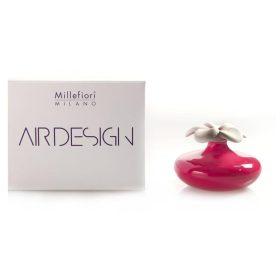 Millefiori Milano, Air Design, Dizajnový Aróma Difuzér 2ks, Extra Small Flowers, Červené Kvety