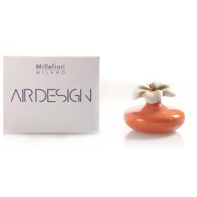 Millefiori Milano, Air Design, Dizajnový Aróma Difuzér 2ks, Extra Small Flowers, Oranžové Kvety