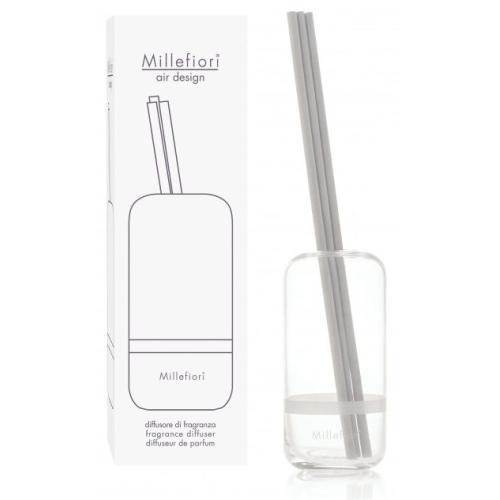 Millefiori Milano, Air Design, Dizajnový Aróma Difuzér, Capsule, Priehľadný