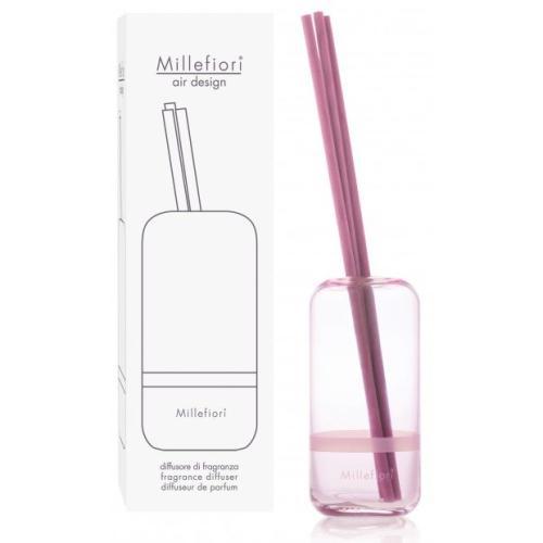 Millefiori Milano, Air Design, Dizajnový Aróma Difuzér, Capsule, Ružový