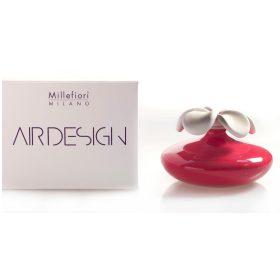 Millefiori Milano, Air Design, Dizajnový Aróma Difuzér, Large Flower, Červený Kvet