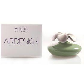 Millefiori Milano, Air Design, Dizajnový Aróma Difuzér, Large Flower, Zelený Kvet