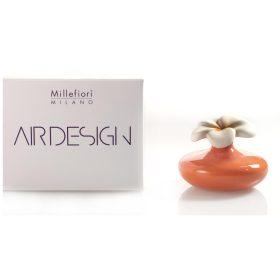 Millefiori Milano, Air Design, Dizajnový Aróma Difuzér, Small Flower, Oranžový Kvet