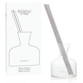 Millefiori Milano, Air Design, Dizajnový Aróma Difuzér, Vase, Priesvitný