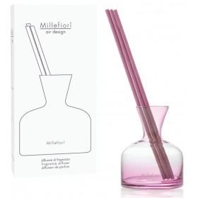 Millefiori Milano, Air Design, Dizajnový Aróma Difuzér, Vase, Ružový
