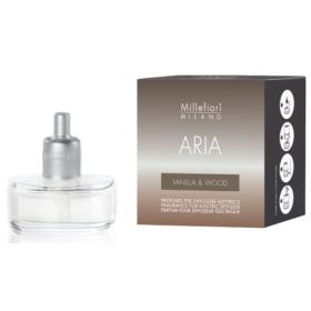 Millefiori Milano, Aria, Náplň Do Elektrického Difuzéra, Vanilla&Wood
