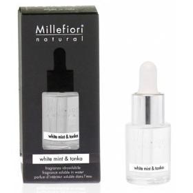 Millefiori Milano, Aróma Olej Natural 15ml, White Mint&Tonka