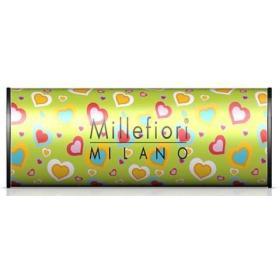 Millefiori Milano, Car Icon, Cuori E Fiori, White Mint&Tonka