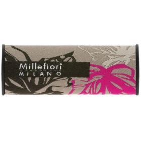 Millefiori Milano, Car Icon, Textile Floral, Magnolia Blossom&Wood