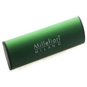 Millefiori Milano, Car Icon, Zelený, White Musk