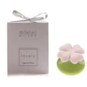 Millefiori Milano, Lovely, Dizajnový Aróma Difuzér, Štvorlístok Mini