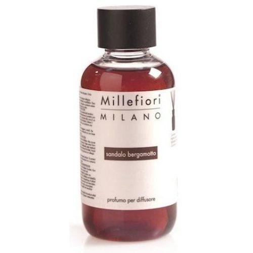 Millefiori Milano, Náhradná Náplň 150ml, Sandalo Bergamotto