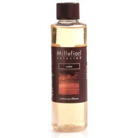 Millefiori Milano, Náplň Do Difuzéru 250ml, Cedar