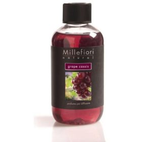 Millefiori Milano, Náplň Do Difuzéru 250ml, Grape Cassis