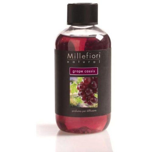 Millefiori Milano, Náplň Do Difuzéru 250ml, Grape Cassis