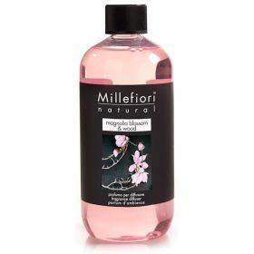 Millefiori Milano, Náplň Do Difuzéru 250ml, Magnolia Blossom&Wood