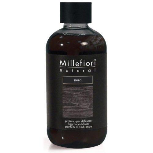 Millefiori Milano, Náplň Do Difuzéru 250ml, Nero