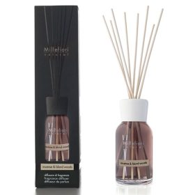 Millefiori Milano, Natural, Difuzér 100ml, Incense&Blond Wood
