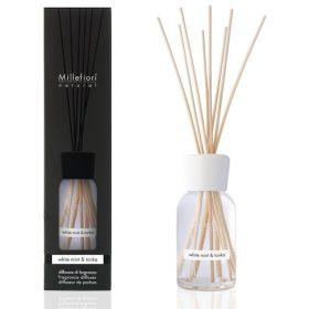 Millefiori Milano, Natural, Difuzér 100ml, White Mint&Tonka
