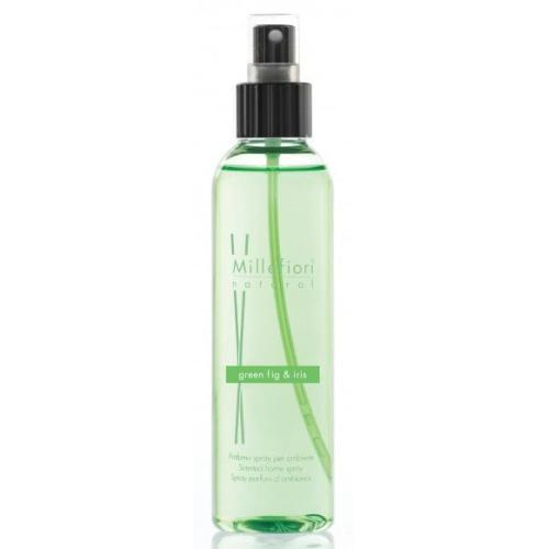 Millefiori Milano, Natural, Home Spray 150ml, Green Fig&Iris