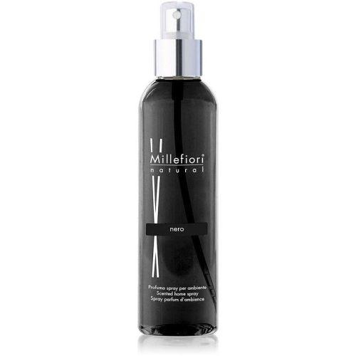 Millefiori Milano, Natural, Home Spray 150ml, Nero