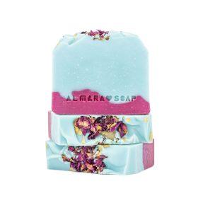 Almara Soap, Mydlo Wild Rose, Dizajnové Mydlo Na Normálnu Pokožku 100g